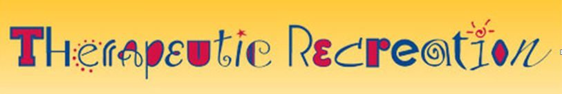 Therapeutic Recreation Banner