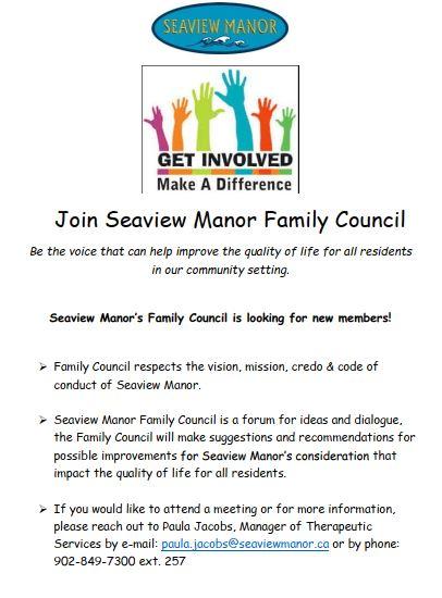 2021 Family Council Flyer